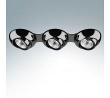 Точечный светильник LIGHTSTAR 011837 OCULA X3