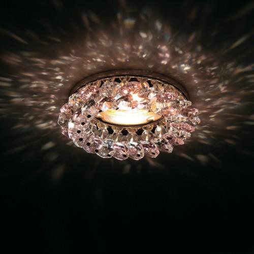 Точечный светильник LIGHTSTAR 030322 ONORA ROSEO, 030322