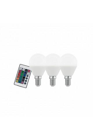 Лампа диммируемая светодиодная Eglo 10683 E-14 4W 3000K