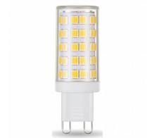 Лампа диммируемая светодиодная Gauss 107309155-D G9 5W 3000K