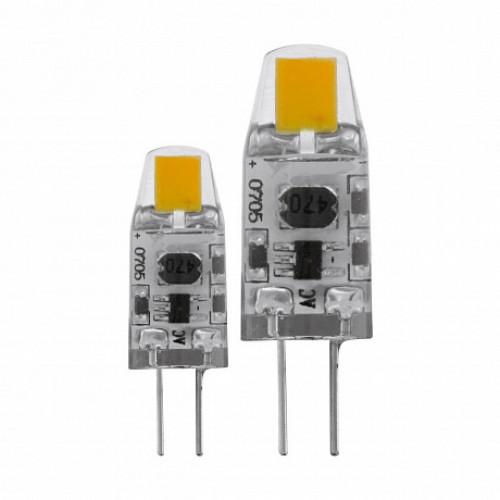 Лампа диммируемая светодиодная Eglo 11551 G4 1,2W 2700K, 11551