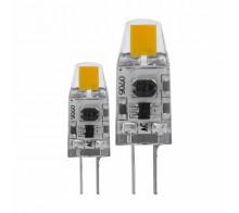 Лампа диммируемая светодиодная Eglo 11552 G4 1,8W 2700K