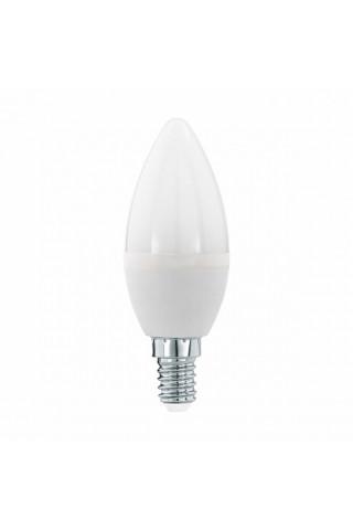 Лампа диммируемая светодиодная Eglo 11645 Е14 5,5W 3000K
