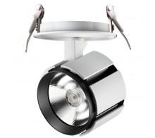 Светильник встраиваемый светодиодный 15Вт 4000К белый 357537 KULLE