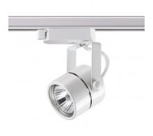 Трековый светильник GU10 370428 однофазный