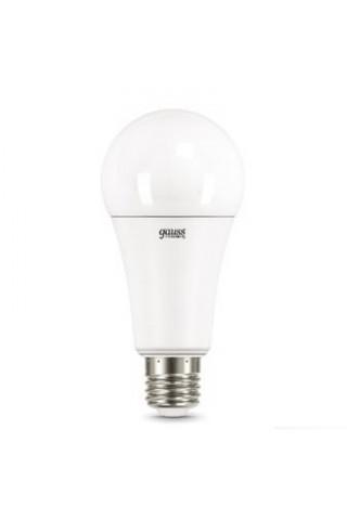 Лампа LED GAUSS 70235 A67 35W 6500K E27 Elementary