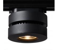 Трековый светодиодный светильник 12W 4000K A2508PL-1BK однофазный