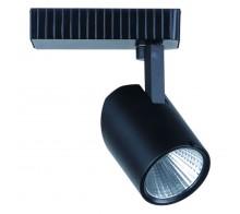 Трековый светодиодный светильник 7W 4000K A3607PL-1BK однофазный
