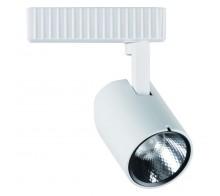 Трековый светодиодный светильник 7W 4000K A3607PL-1WH однофазный