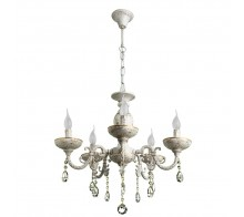 Люстра подвесная ARTE LAMP A5335LM-5WG DUBAI