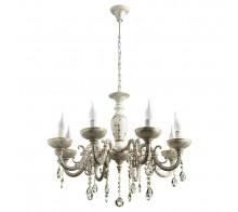 Люстра подвесная ARTE LAMP A5335LM-8WG DUBAI