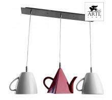 Светильник подвесной ARTE LAMP A6605SP-3WH CAFFETTERIA
