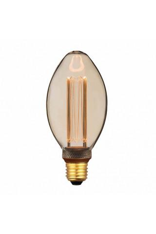 Лампа диммируемая светодиодная Hiper HL-2236 Е27 4,5W 1800K