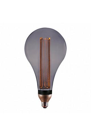 Лампа диммируемая светодиодная Hiper HL-2255 Е27 8W 2000K