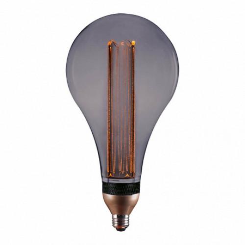 Лампа диммируемая светодиодная Hiper HL-2255 Е27 8W 2000K, HL-2255