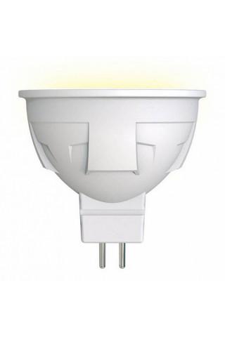 Лампа диммируемая светодиодная Uniel UL-00003991 GU5,3 6W 3000K