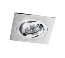 Светильник встраиваемый MEGALIGHT SAG 103-4 silver/silver