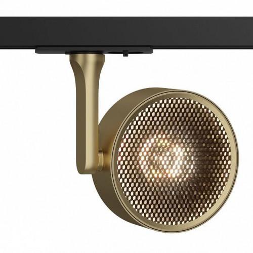Трековый светодиодный светильник TR024-1-18MG3K однофазный