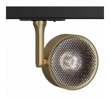 Трековый светодиодный светильник TR024-1-18MG4K однофазный