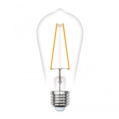 Лампа светодиодная Vintage LED-ST64-4W/GOLDEN/E27 GLV22GO