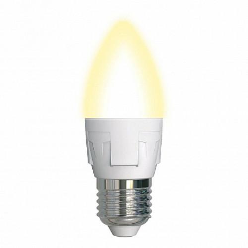 Лампа диммируемая светодиодная Uniel UL-00004297 Е27 7W 3000K, UL-00004297
