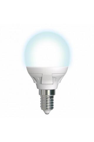 Лампа диммируемая светодиодная Uniel UL-00004300 Е14 7W 4000K