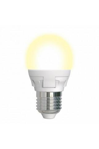 Лампа диммируемая светодиодная Uniel UL-00004303 Е27 7W 3000K