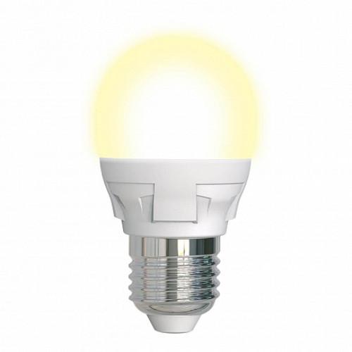Лампа диммируемая светодиодная Uniel UL-00004303 Е27 7W 3000K, UL-00004303