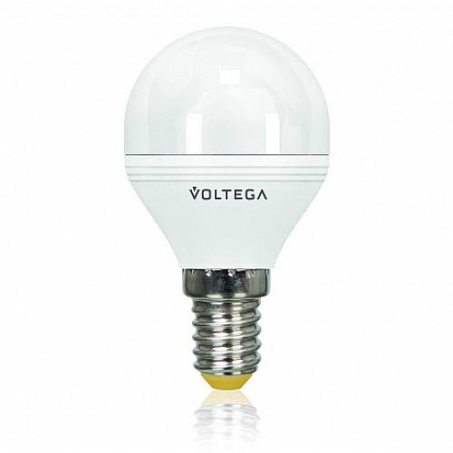 Лампа диммируемая светодиодная Voltega 5493 E-14 6W 2800K, 5493