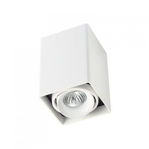 Светильник накладной светодиодный ITALLINE FASHION white