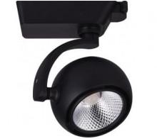 Трековый светодиодный светильник 25W 4000K 32458 однофазный