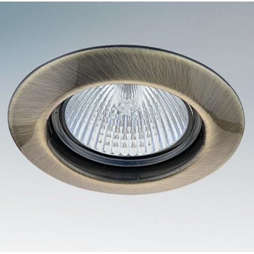 Точечный светильник LIGHTSTAR 011071 TESO