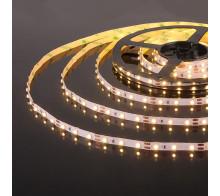 Светодиодная лента 4,8 Вт 12В 3000К 60 LED IP20 27597