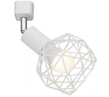 Трековый светильник E14 A6141PL-1WH однофазный