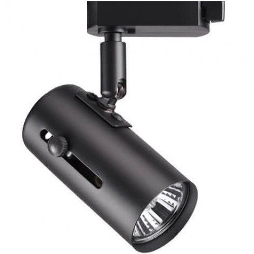 Трековый светильник GU10 370412 однофазный