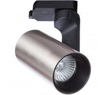 Трековый светильник GU10 A2668PL-1SS однофазный