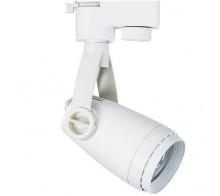 Трековый светильник GU10 TR001-1-GU10-W однофазный