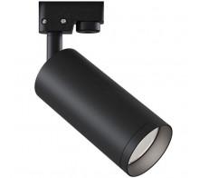Трековый светильник GU10 TR004-1-GU10-B однофазный