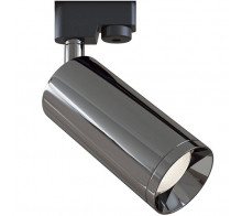 Трековый светильник GU10 TR004-1-GU10-GF однофазный