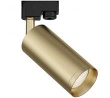 Трековый светильник GU10 TR004-1-GU10-MG однофазный