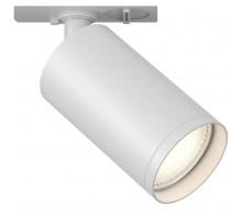 Трековый светильник GU10 TR020-1-GU10-W однофазный