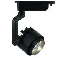 Трековый светодиодный светильник 10W 4000K A1610PL-1BK однофазный