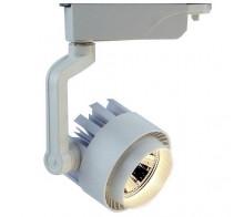 Трековый светодиодный светильник 10W 4000K A1610PL-1WH однофазный