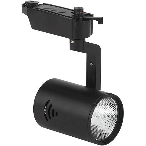 Трековый светодиодный светильник 10W 4000K Б0032100 однофазный