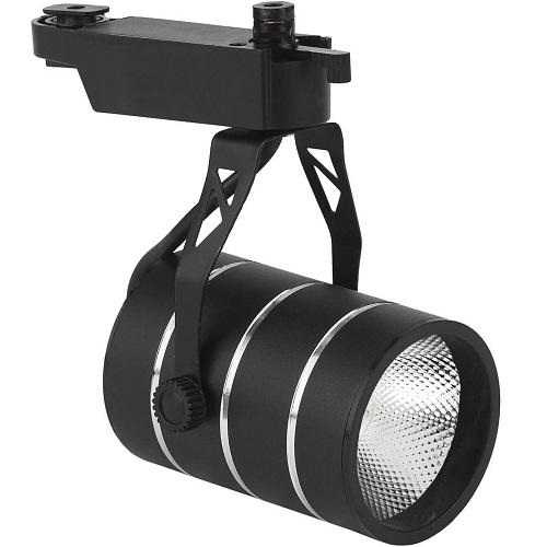 Трековый светодиодный светильник 10W 4000K Б0032109 однофазный