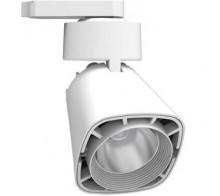 Трековый светодиодный светильник 12Вт 3000К 357703 однофазный