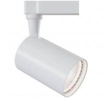 Трековый светодиодный светильник 12W 3000K TR003-1-12W3K-W однофазный