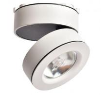 Трековый светодиодный светильник 12W 4000K A2508PL-1WH однофазный