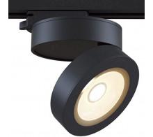 Трековый светодиодный светильник 12W 4000K TR006-1-12W4K-B однофазный