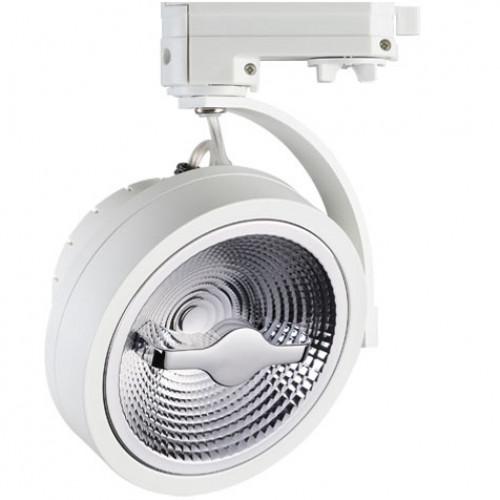 Трековый светодиодный светильник 15Вт 3000К 357567 трехфазный